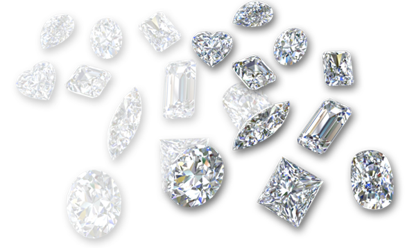 excellent buy to large white jewellery image loose diamonds lots pieces ct cut product round