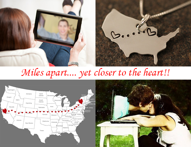 Get Closer In Your Long Distance Relationship!!