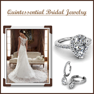 The Quintessential Bridal Jewelry