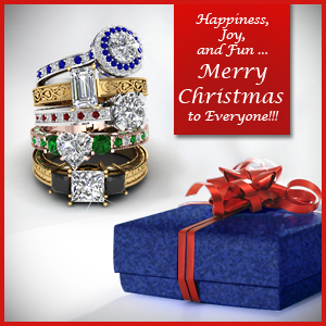 Merry Christmas From Fascinating Diamonds
