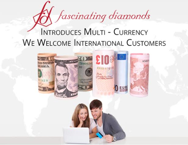 Multi Currency Option For Our Customers