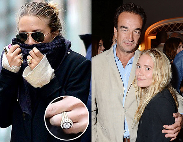 Mary Kate Olsen Engaged To French Boyfriend Olivier Sarkozy