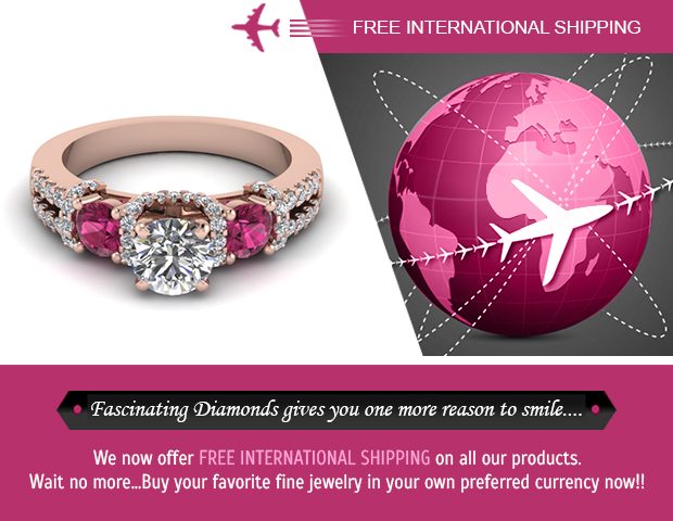 Fascinating Diamond Offers Free Shipping