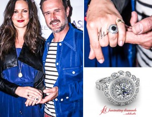 David Arquette engaged to girlfriend Christina Mclarty