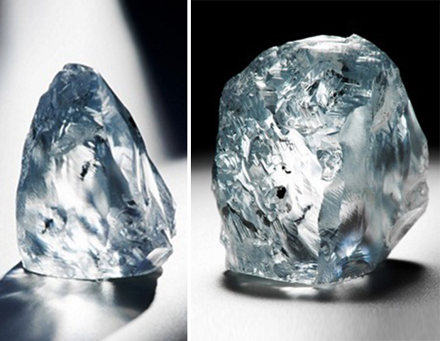 198 Carat White Diamond Found In Lesotho Fascinating