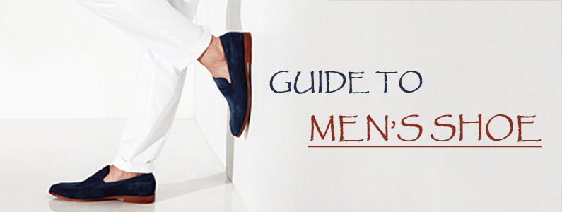 The  Guide To Mens Shoe