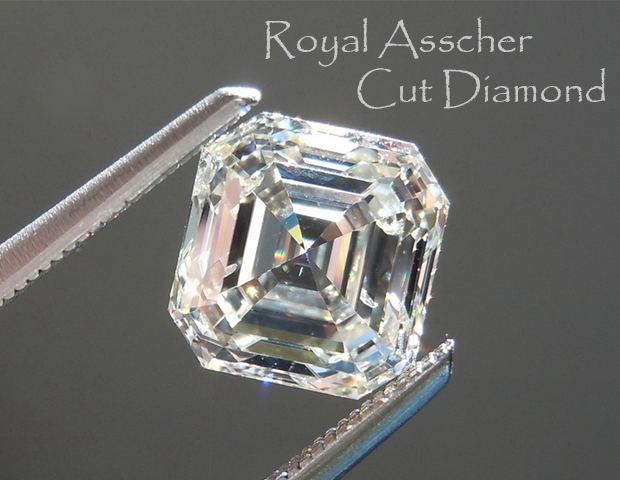 linneys jewellery asscher ring royal cut diamond products done