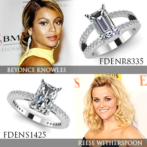 Beyonce and Reese Witherspoon