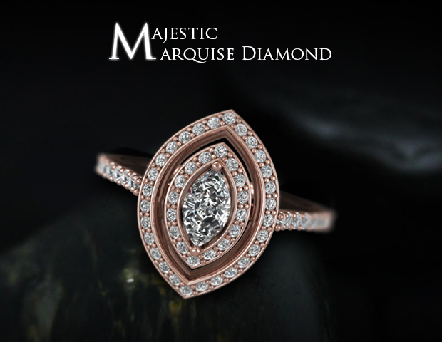 The Marquise Shaped Diamond