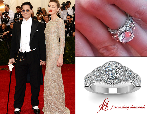 Spotlight On Johnny Depp And Amber Heards Wedding