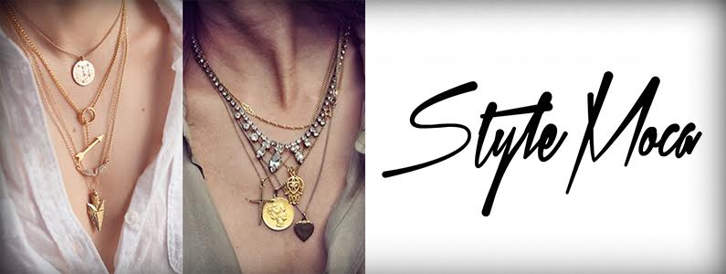 Layered necklace by Style Moca