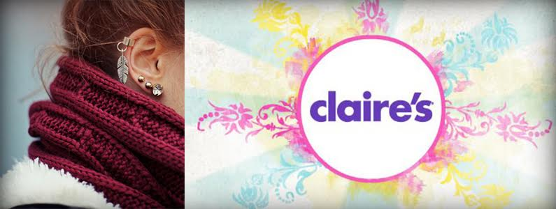 Stack Of Ear Cuffs By Claires