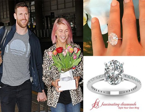 Brooks Laich Julianne Hough Engagement Ring