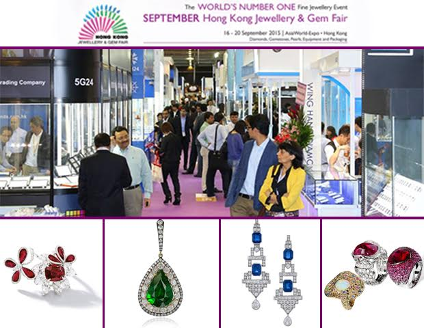 Major Highlights Of Hong Kong Jewelry And Gem Fair