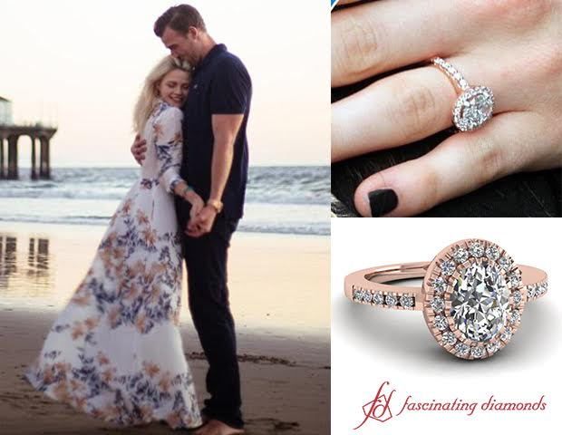 Image Result For Rose Gold Rings Engagement