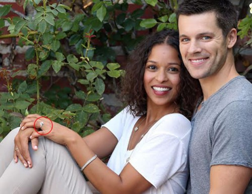 Nick Jandl Engaged To Regalia Thomas