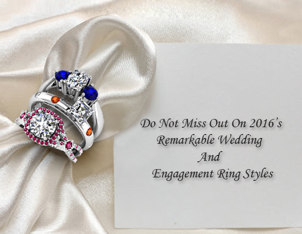 Wedding and Engagement rings styles
