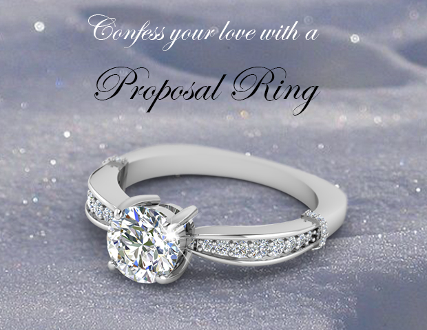 """17 Proposal Rings Designs That Will Make Her Say """"YES"""""""