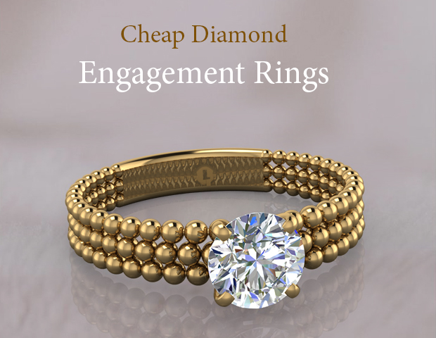 Cheap Diamond Engagement Ring You Will Never Believe Cost Less Than $1500