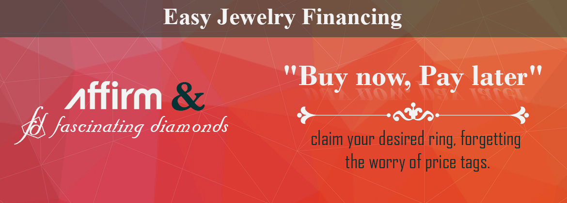 easy financing for all diamond jewelry engagement wedding rings fascinating diamonds - Wedding Ring Financing