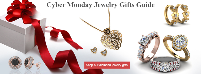 Cyber monday jewelry gifts guide