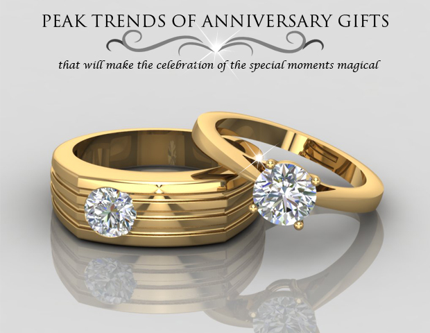 Trends Of Anniversary Gifts