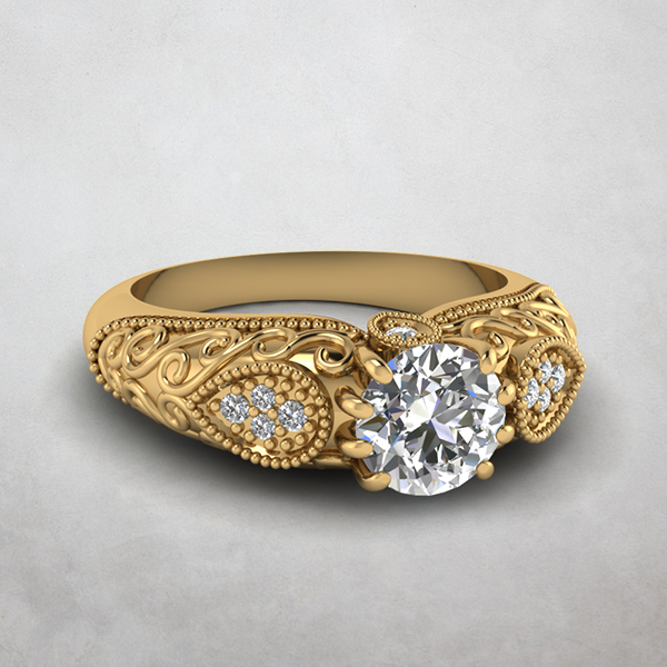 Vintage and Antique Rings