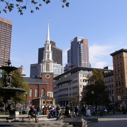 Boston-true to its roots