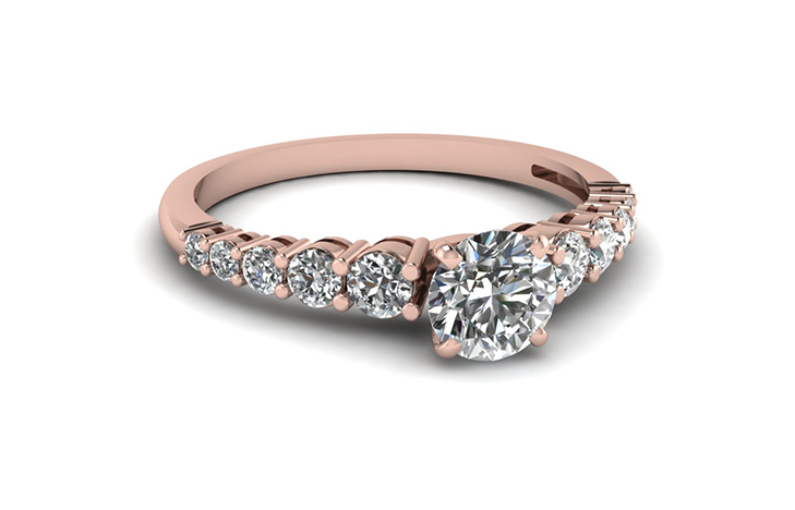 Graduated Round Brilliant 
