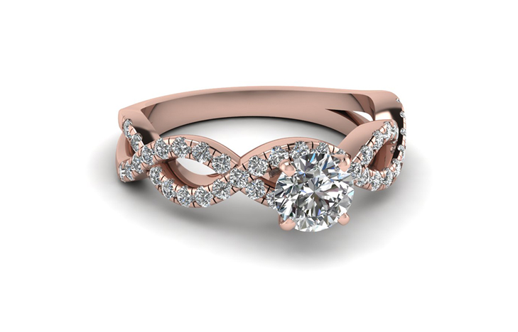 Infinity Round Brilliant Cut 