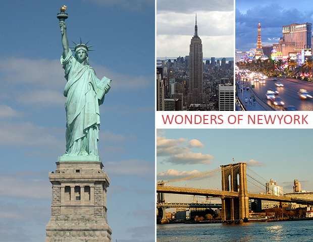 8 Wonders Of New York