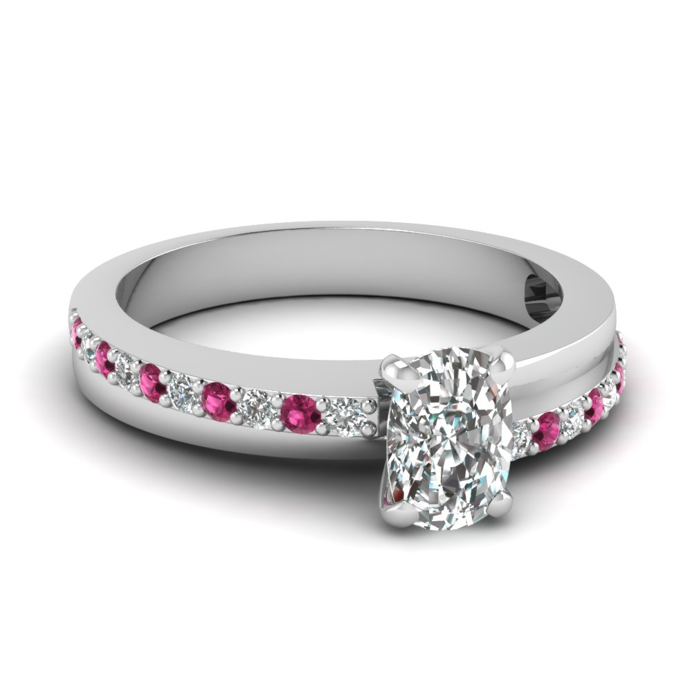 Shop for Latest Twist & Swirl Engagement Rings at Fascinating Diamonds
