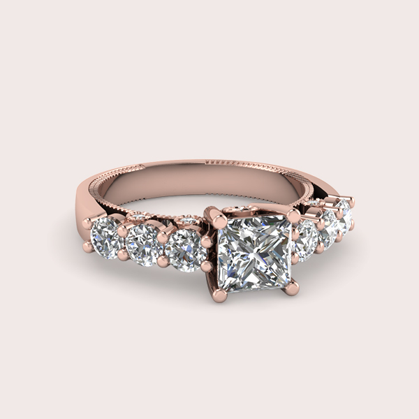 recent top 20 princess cut rings style fascinating diamonds