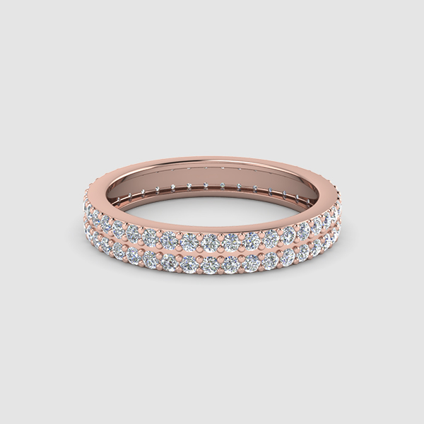 Diamond Eternity Bands