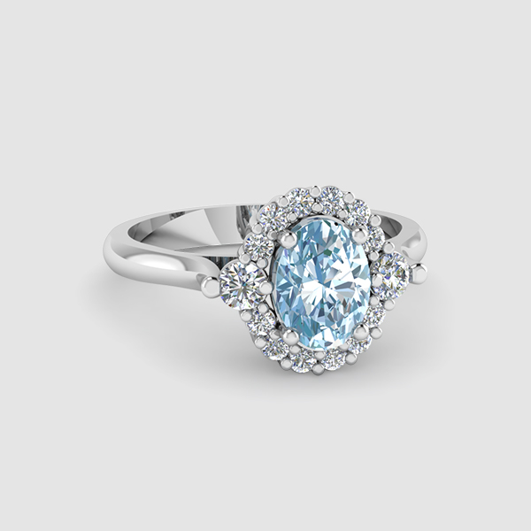 Color engagement rings best 28 images how to clean your for Colored diamond wedding ring