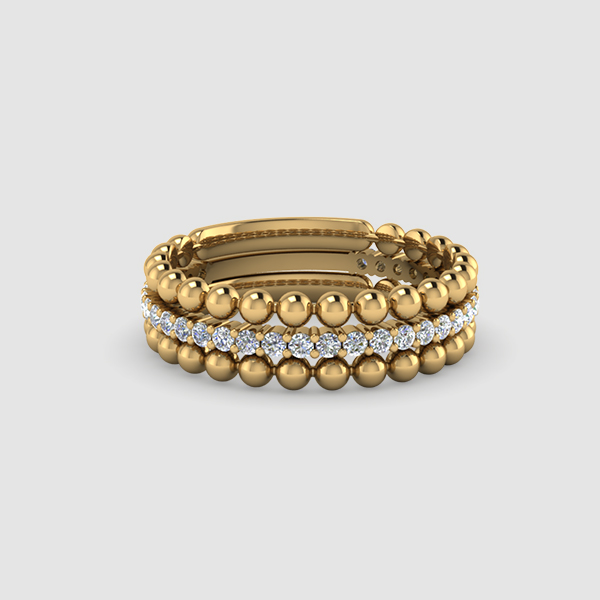 Popular Stackable Rings and Bands