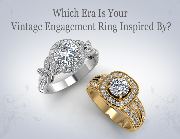 Vintage Engagement Rings Inspired By?