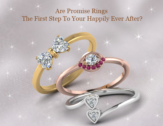 Are Promise Rings The First Step To Your Happily Ever After?