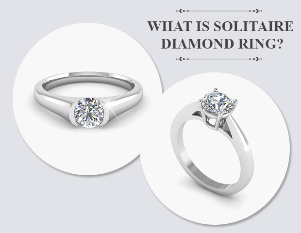 What Is A Solitaire Diamond Ring?