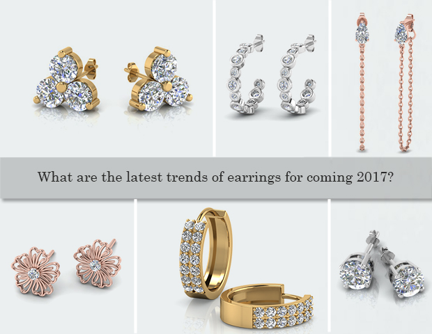 What Are The Latest Trends Of Earrings?