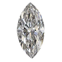 0.40 Carat Marquise Cut Diamond