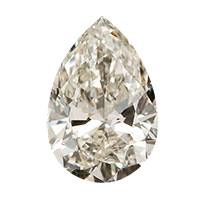 0.30 Carat Pear Cut Diamond