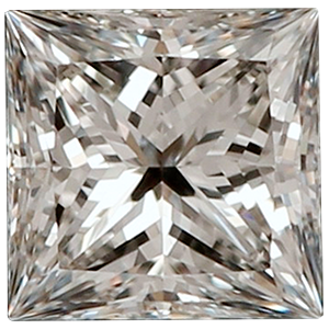 0.33 Carat Princess Cut Diamond