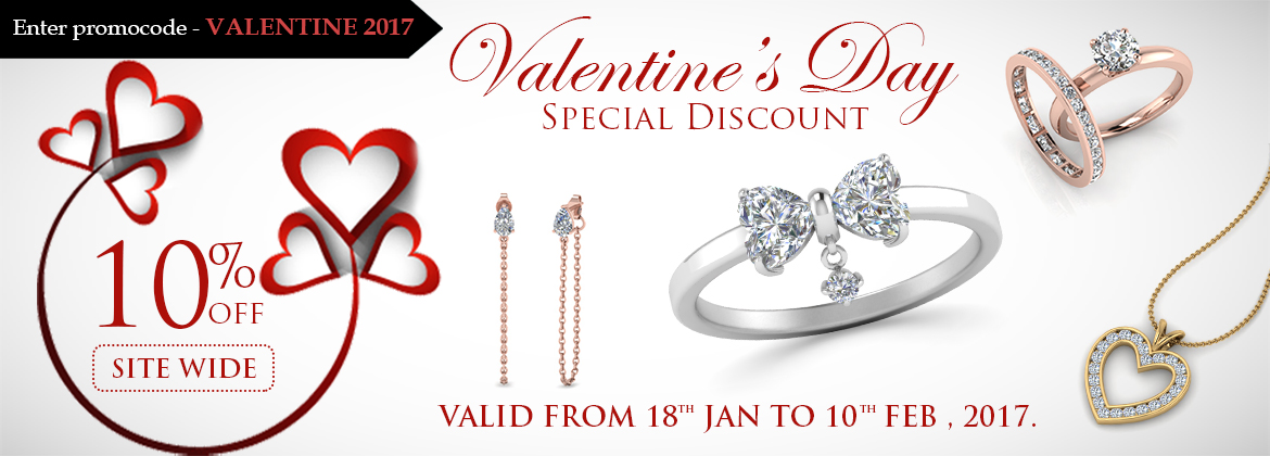 10 off on all diamond and gemstone jewelry at this