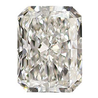 0.40 Carat Radiant Cut Diamond