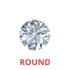 0.75 Ct. Round Cut Diamonds