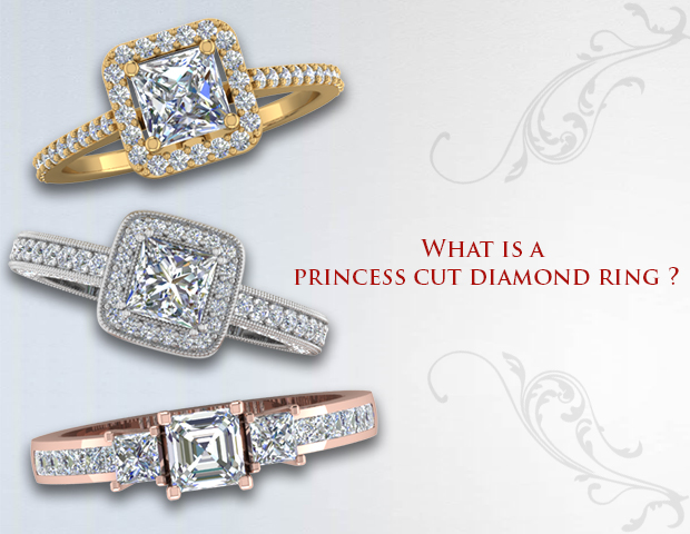What Is A Princess Cut Diamond Ring?