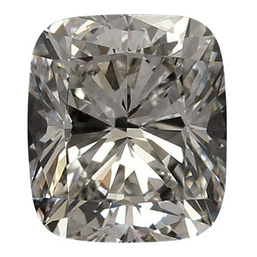 Brilliant Cushion Cut Diamond Gia Certified Diamonds Fascinating