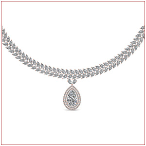 Timeless Diamond Necklaces