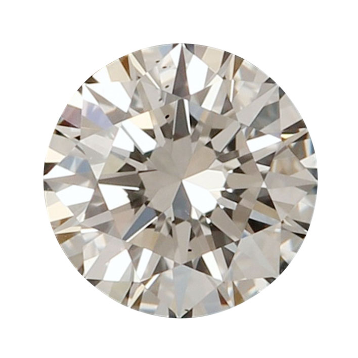 0.46 Carat Round Cut Diamond